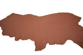 rust chap leather, chink leather, mahogany leather