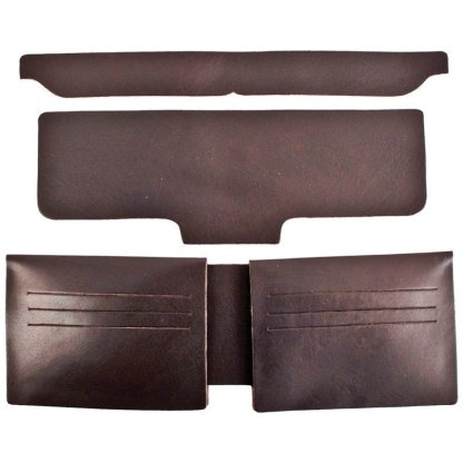 wallet liner, wallet kit, liner, realeather, silver creek