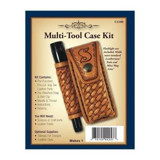 c4180 kit, tool case, tool kit, realeather, silver creek