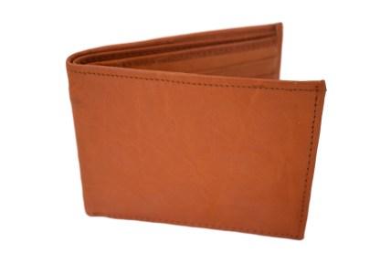 leather wallet, bifold wallet, billfold