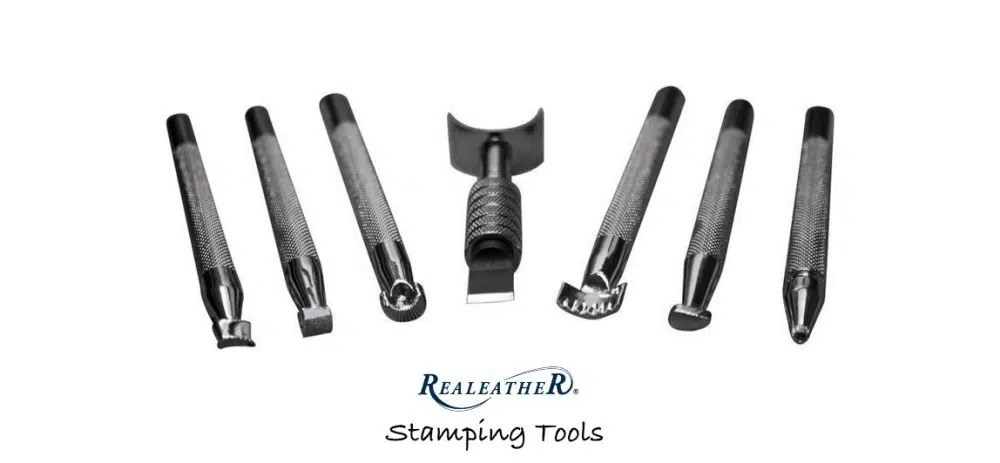 Realeather tools, Silver Creek tools