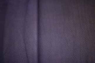 purple bison leather, purple leather
