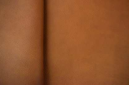Milled Russet Leather
