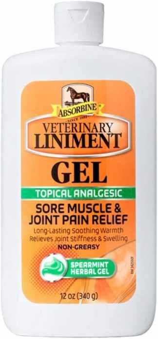 Absorbine Veterinary Liniment Gel