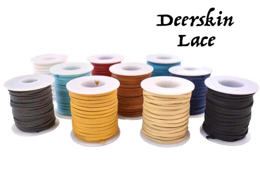 Deerskin Lace