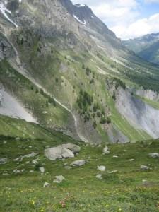 Monte Bianco Courmeyeur Mont Blanc