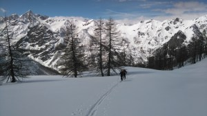 Skitour Monte Giobert