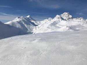 ski touring ski mountaineering scialpinismo Piz Belvair
