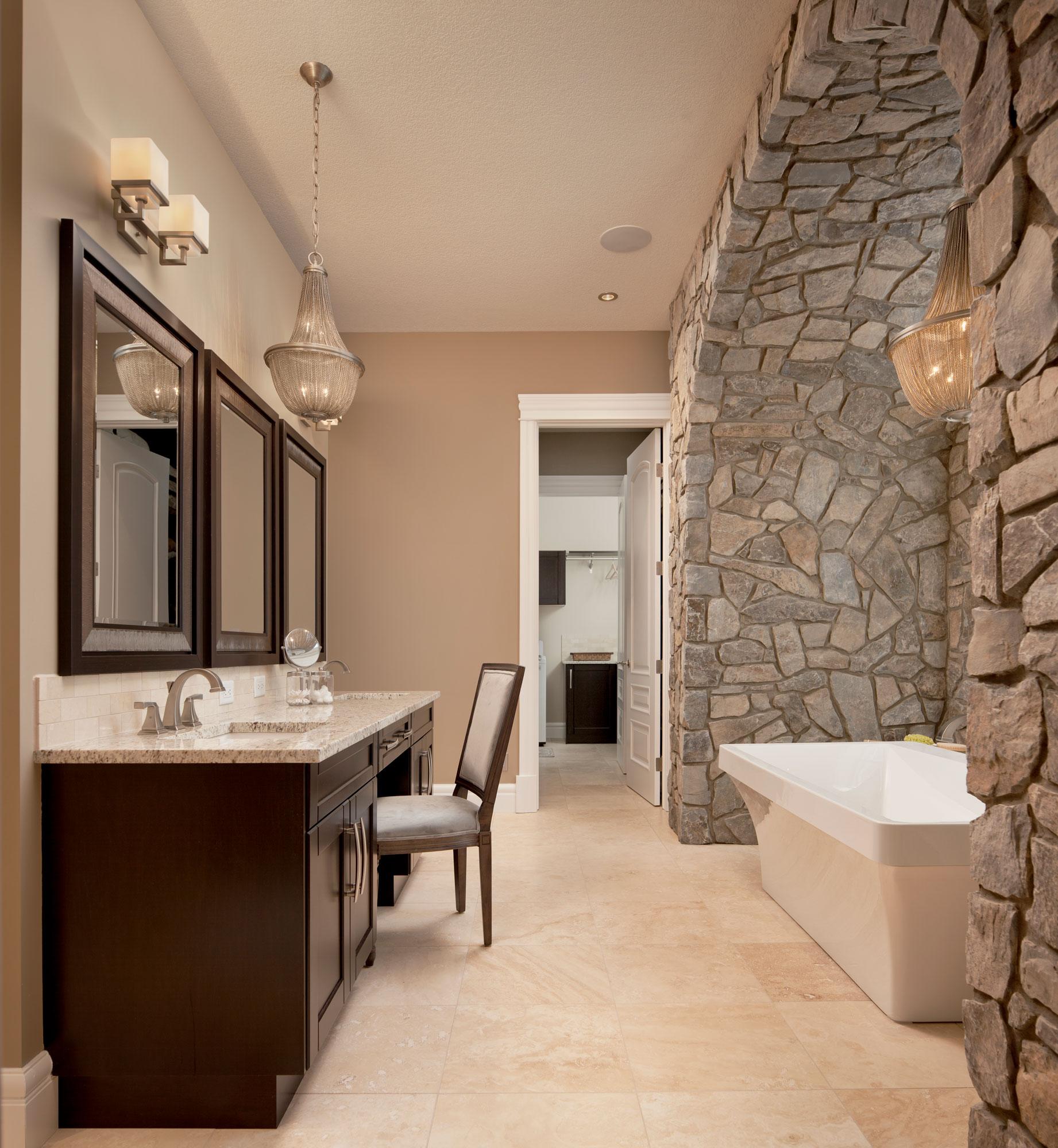 Bathrooms  Montana Rockworks