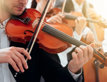 Musical Symphony Performance