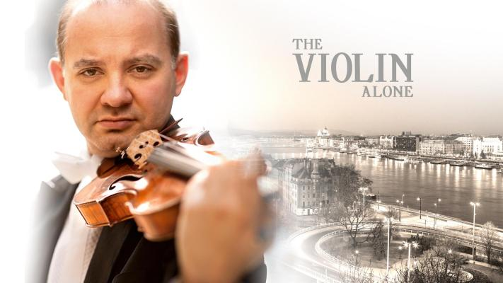 The Violin Alone on Montana PBS