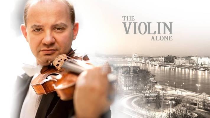 The Violin Alone on Montana PBS