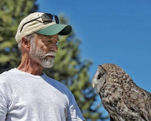 Doug McCarter the osprey man