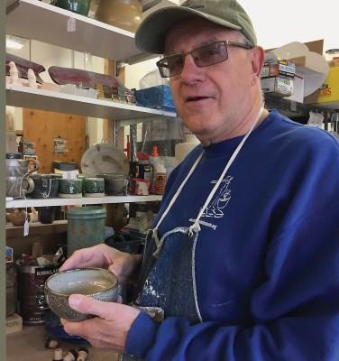 Steve Carkeek clay