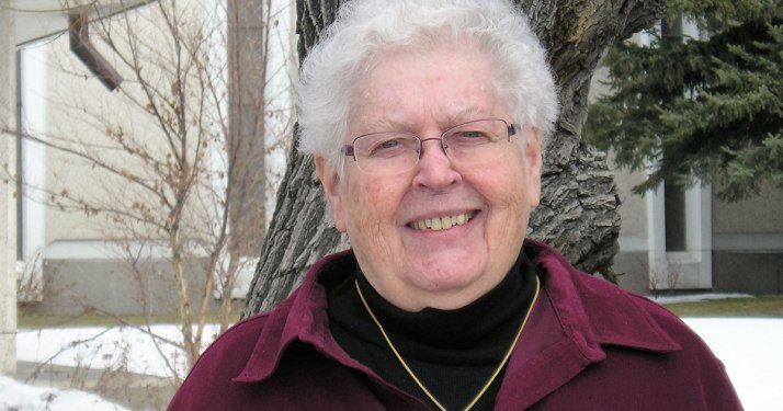 Local: Sister Mary Jo McDonald