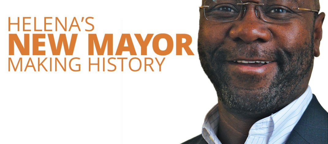 Helena's New Mayor, Wilmot Collins, Making History