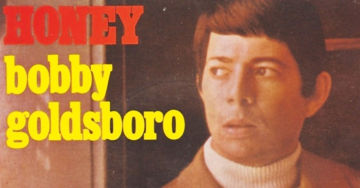Honey: Bobby Goldsboro, April 1968