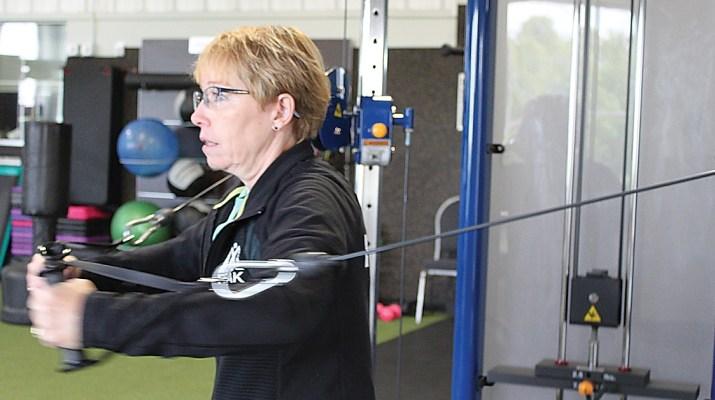 Exercise Trainer Beth Munsterteiger