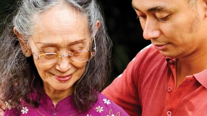 Lessen the Burden of Caregiving