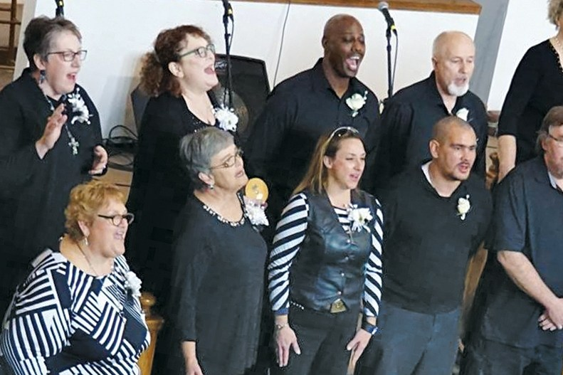 Great Falls Community Gospel Choir