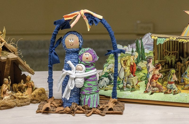 Nativities on Display in Great Falls