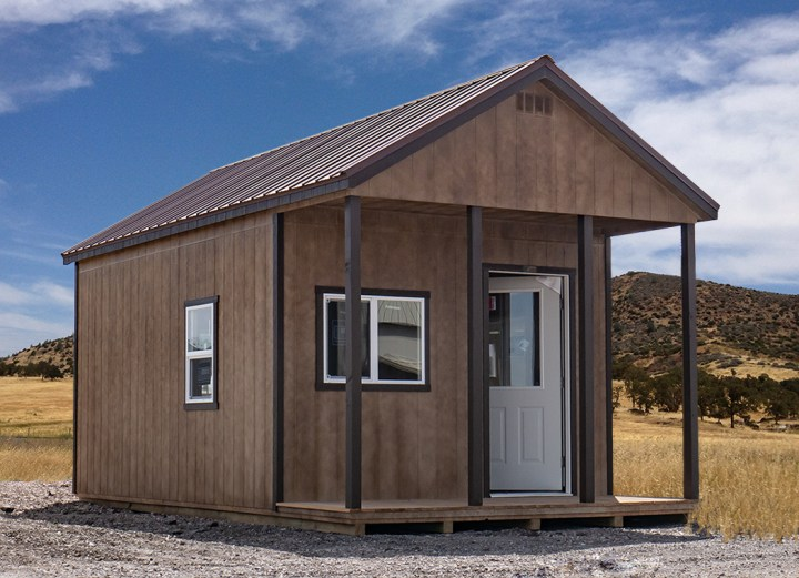 The A-Frame Cottage
