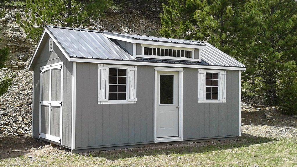 Prestige Highwood Shed