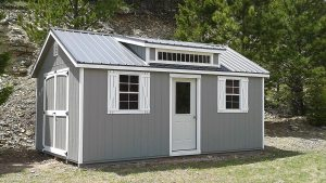 Prestige Highwood™ Shed