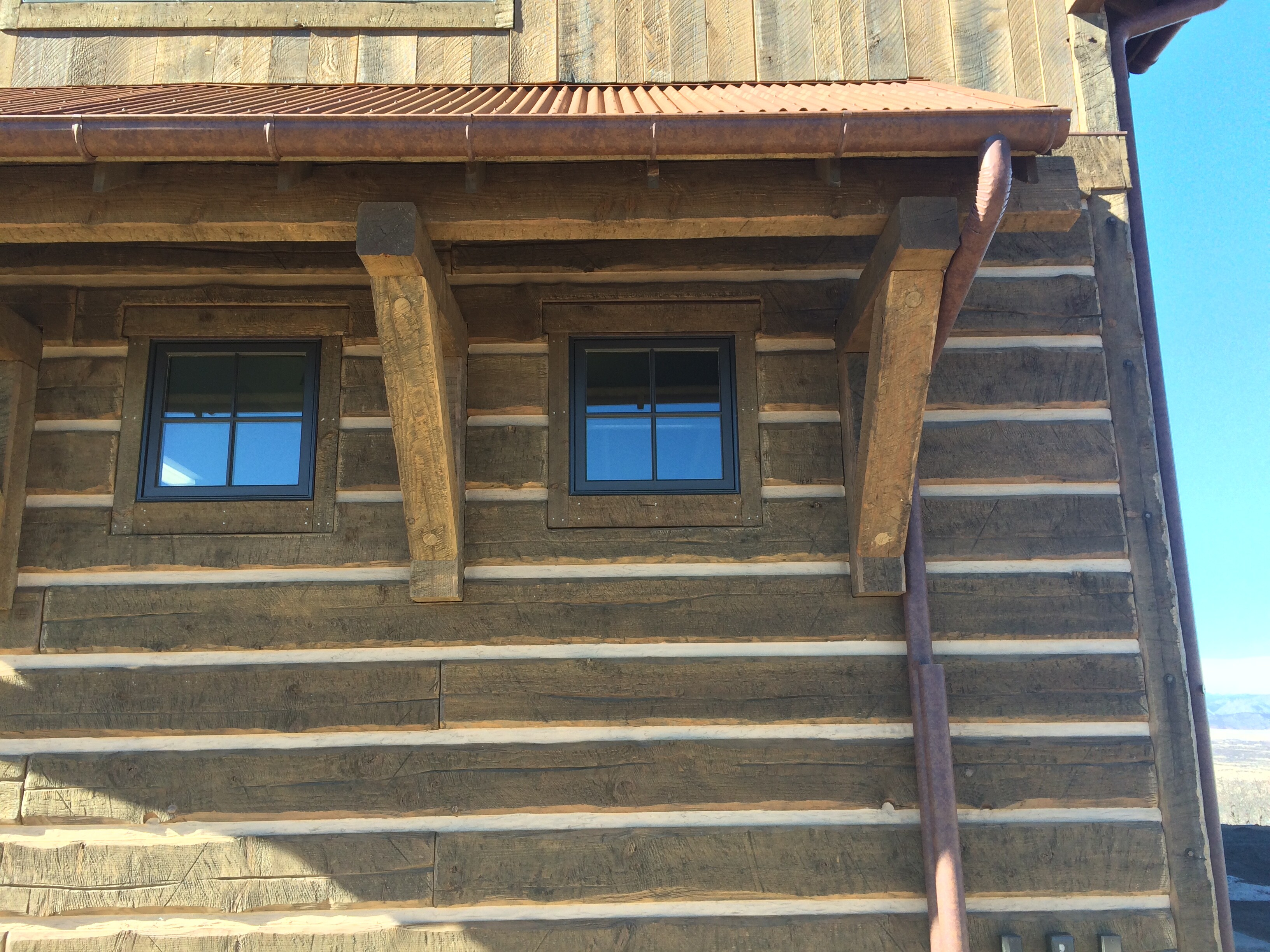 Pioneer Wood Siding And Timber Series