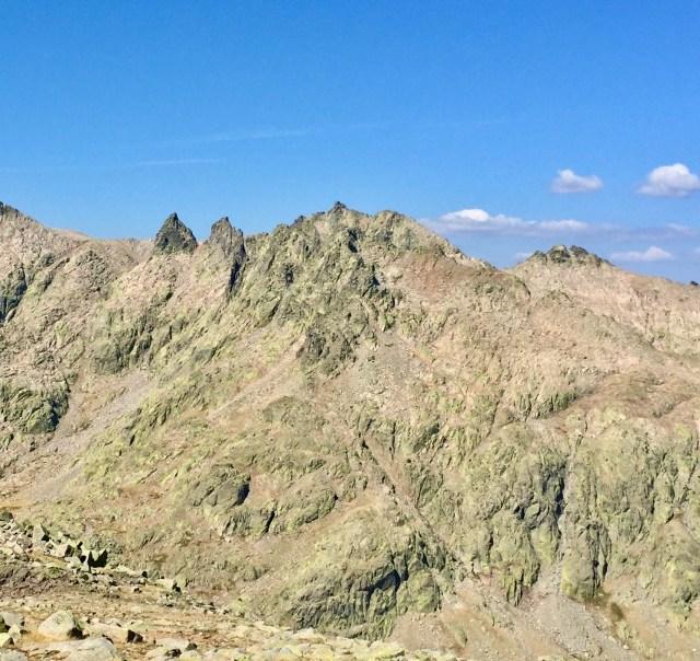 La Galana (2564 m).