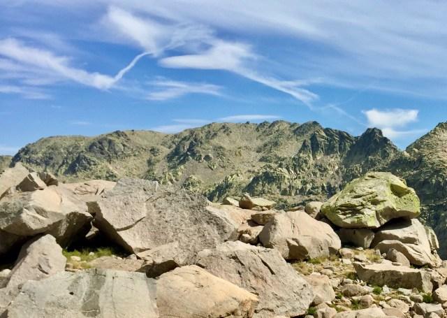 El Morezón (2389 m).