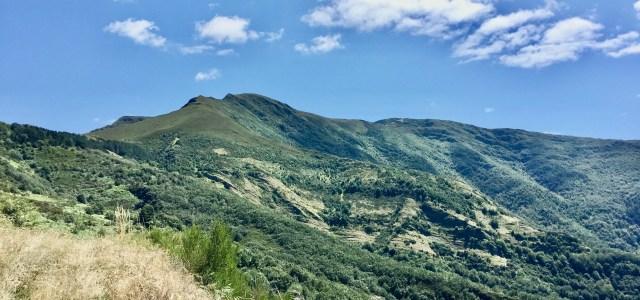 Pico Formigueiros (1643 m), techo del Caurel.