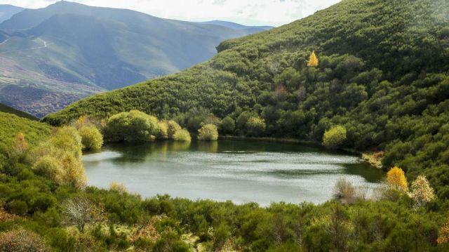 Laguna da Lucenza.