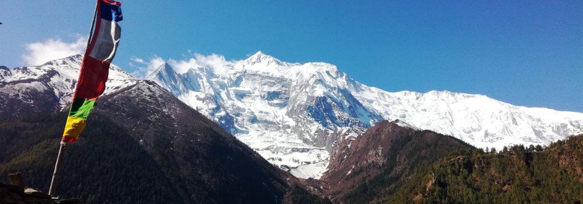 10 poderosas razones (y 1 vídeo) que te empujarán a hacer el mítico trekking del circuito de los Annapurnas  (Nepal)