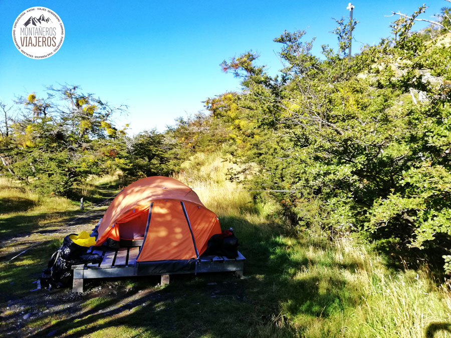Circuito W Torres Del Paine Camping : Trekking patagonia s torres del paine national park much better