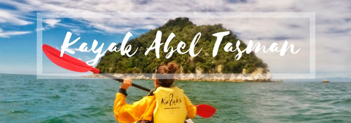 Kayak Abel Tasman… ¡con lobos marinos!