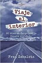 viaje al interior libros viajeros