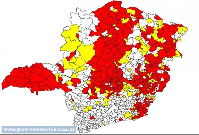 Minas registra mais de 81 mil casos de dengue neste ano; Vazante aparece com alta incidência
