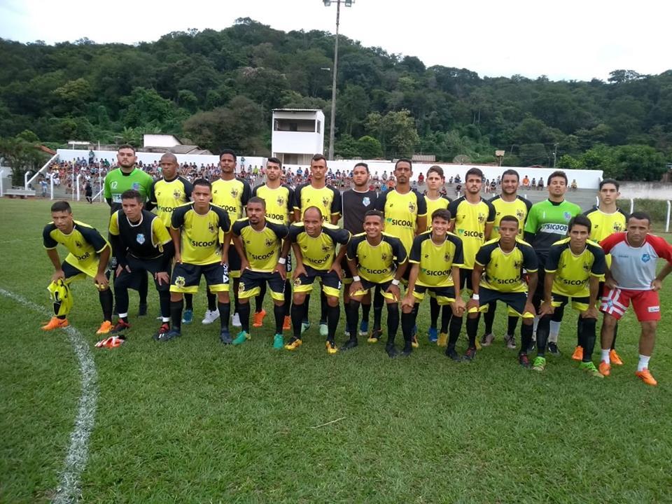 A seleção de Vazante segue na copa AMAPAR
