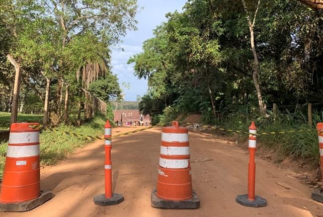 Mais de 30 barragens da Vale seguem interditadas em Minas Gerais