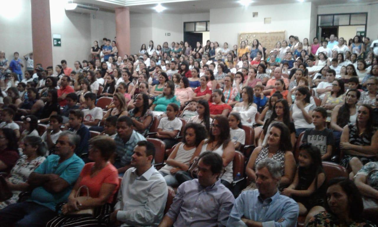 Projeto Agente Epidemiológico Mirim é concluído nesta terça-feira