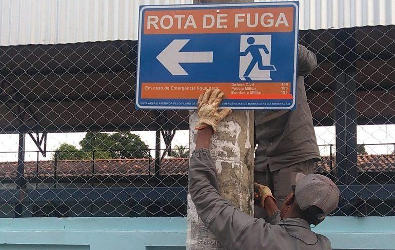 Ansiedade afeta moradores ameaçados por barragem em Minas Gerais