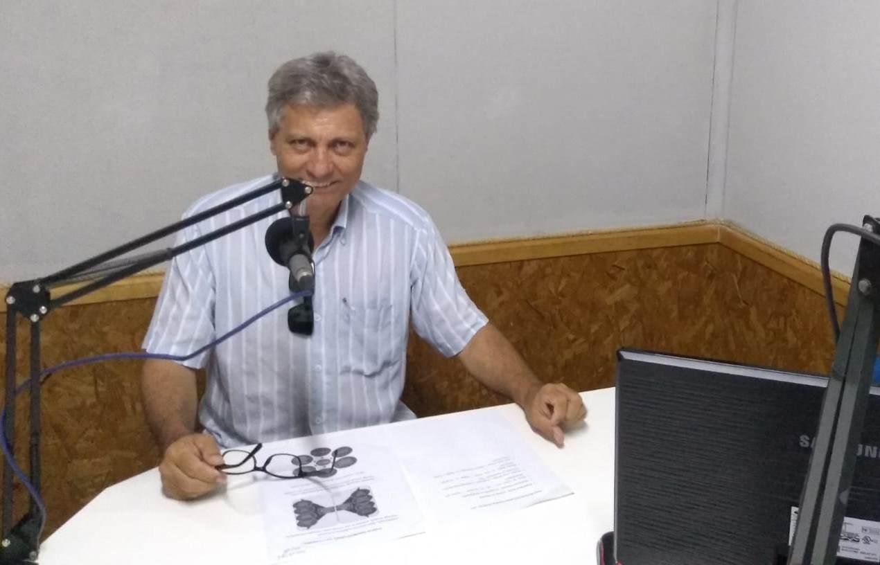 Secretário de Meio Ambiente fala sobre Audiência Pública de Saneamento Básico em Vazante