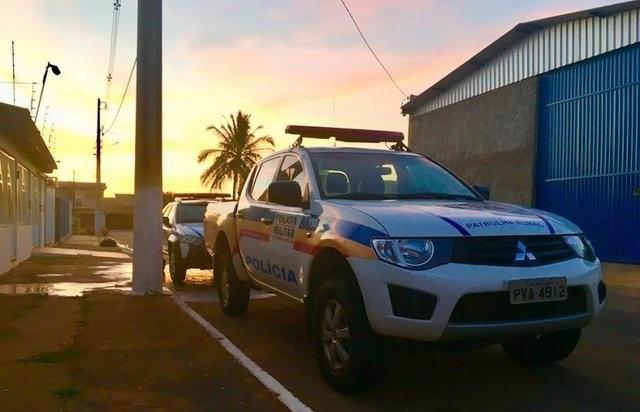 Assaltantes invadem fazenda em Lagoa Grande e roubam veículos, dinheiro, defensivos agrícolas e diesel