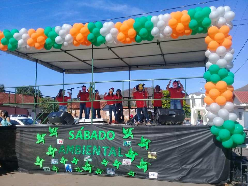 Vazante realiza ação de conscientização ambiental neste sábado (26)
