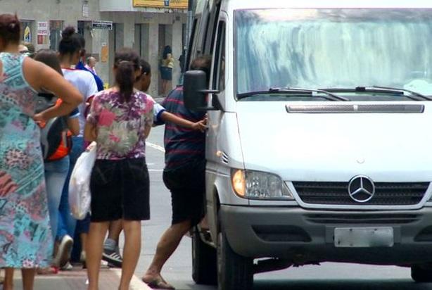 Multa para motorista que fizer transporte não autorizado passa a ser gravíssima