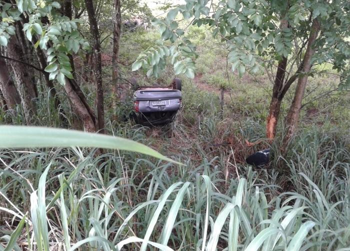 Motorista morre em acidente na MGC 354 em Vazante