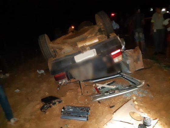 Acidentes deixam mortos e feridos em rodovia de Lagoa Grande