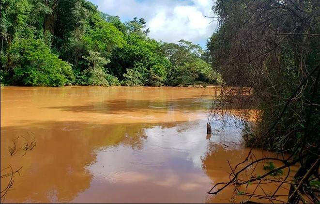 Patos de Minas: Nível do Rio Paranaíba chega próximo de 6,5 metros acima do normal e preocupa Defesa Civil