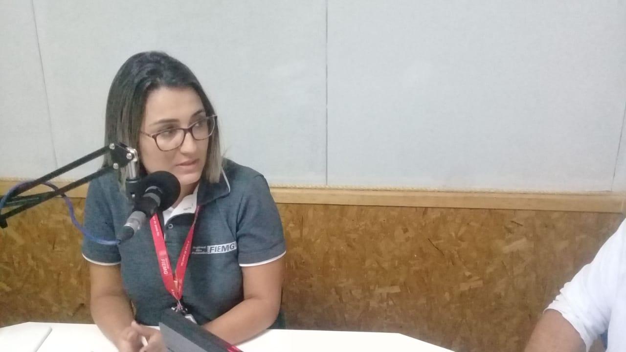 FIEMG realiza Dia do Crédito em Vazante. ENTREVISTA
